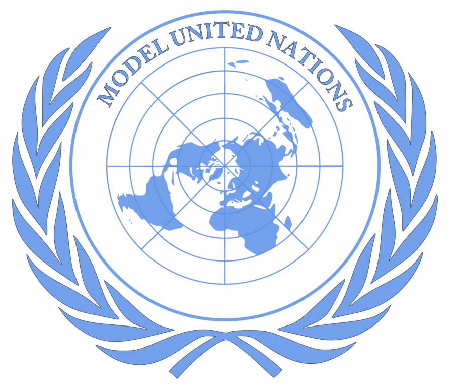 Grosse Pointe South Model United Nations Club Logo