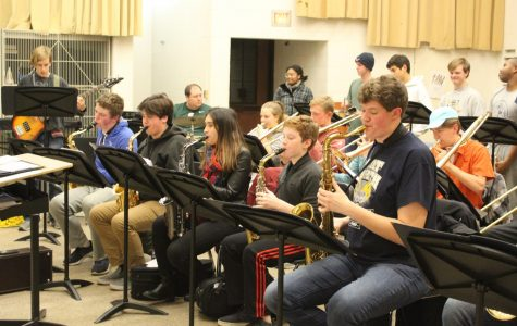 Yule Be Boppin': Jazz band concert inspires, showcases next generation