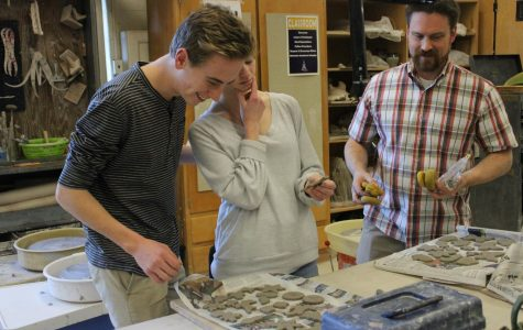 Crafting through the snow: New club offers ornament making