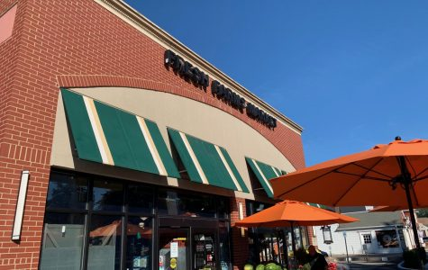 Fresh Farms Market is a popular lunch choice for students due to its close proximity to South.
