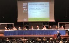 President of school board, Brian Summerfield, abruptly steps down