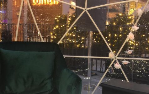 Opinion: Lumen Detroit warms up guests this winter with heated igloos