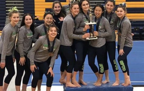 Unified Gymnastics Team prepares for upcoming competitions