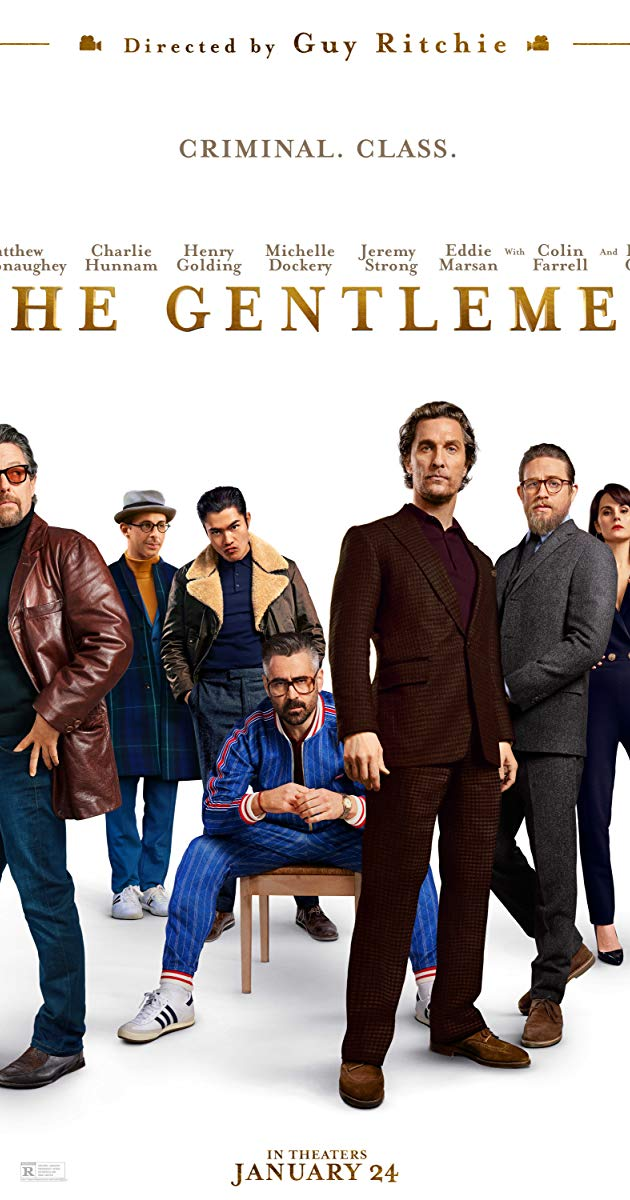 The Gentleman is a must watch film with great acting and plot.