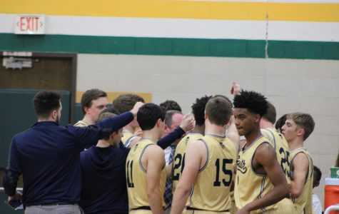 Boys basketball head into playoffs hopeful for success