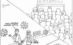 Our View: Selflessness of social distancing
