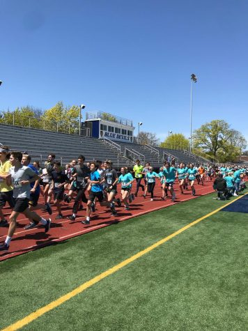The race drew over 550 participants last year and was able to raise over $46,000 to donate to C.S. Mott Children