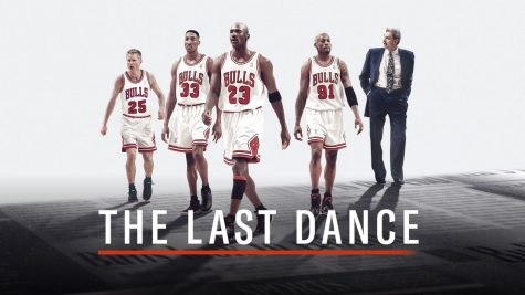 "Opinion: Air Jordan flies high in ""The Last Dance"""