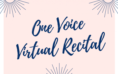 Virtual choir's One Voice recital
