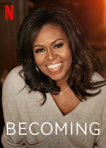 """Becoming"" gives viewers a glimpse into Michelle Obama"