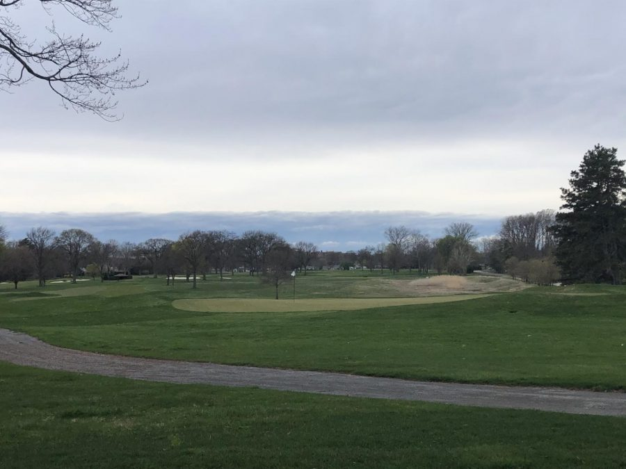 With the opening of golf courses in the area, people can now start to get back to an activity outside of the house.