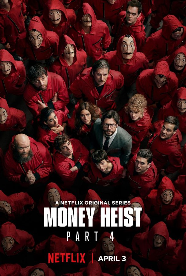 The Money Heist offers an unexpected emotional appeal