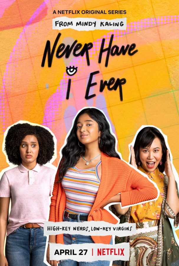 Never Have I Ever-A misadvertised show misrepresenting Indian culture
