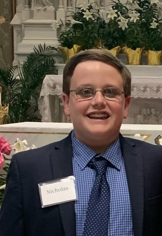 Nick Louisell '23