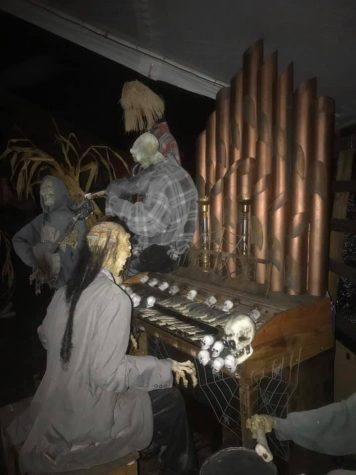 After years of kids walking through Glen Williams haunted home, this year he will not be transforming his home into a haunted garage.