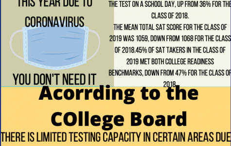 As standardized tests continue to get cancelled, students find other options