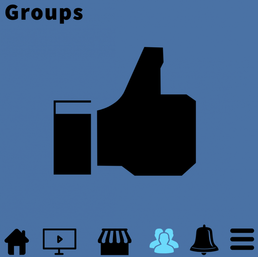 Facebook groups foster community discussion