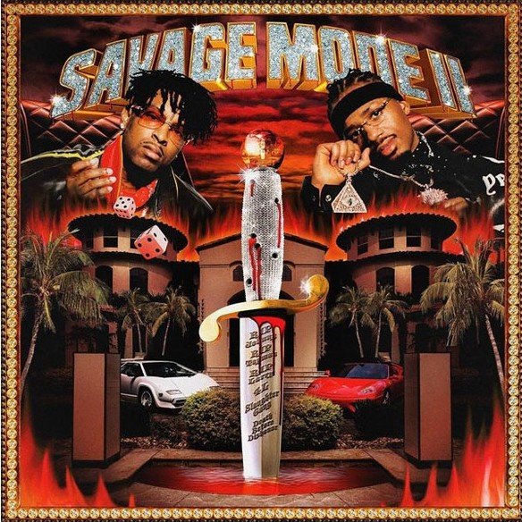 21 Savage and Metro Boomin team up again for 'Savage Mode 2'