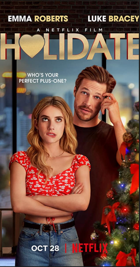 "Netflix Original ""Holidate"" Review"