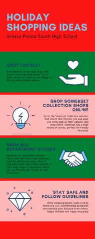 Shopping during this Holiday Season looks a lot different than past years. Here are some tips to destress this holiday shopping season.