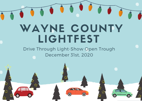 Wayne County Lightfest Brightens Up This Christmas