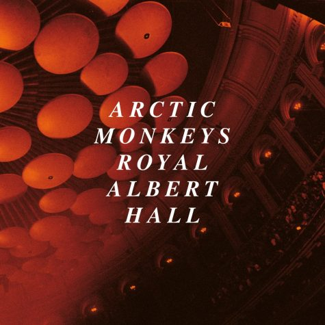 "Arctic Monkeys diversifies with ""Live at the Royal Albert Hall"""