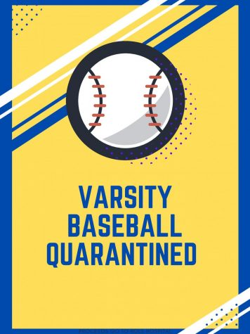Varsity baseball quarantined after multiple cases of COVID-19