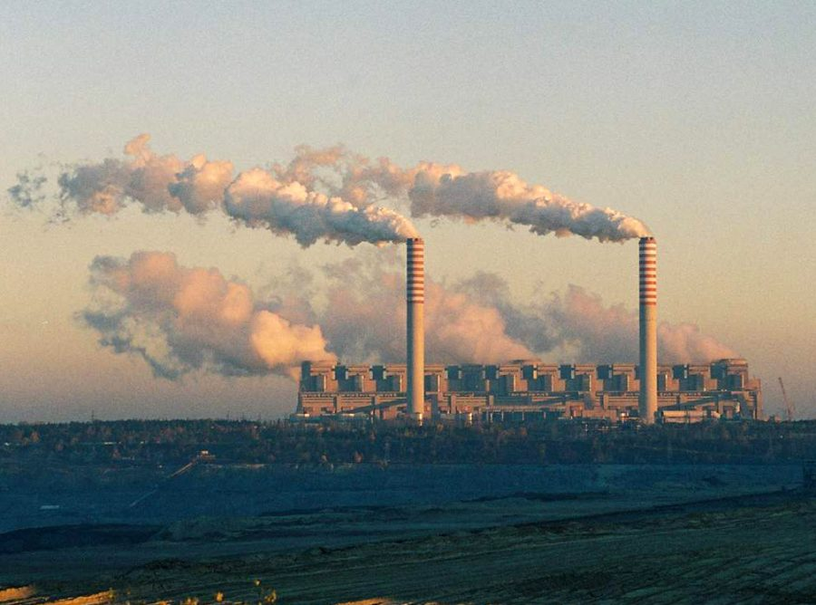 Fossil fuel companies leading the world in carbon emission rates